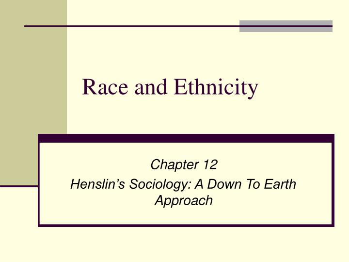 race and ethnicity n.