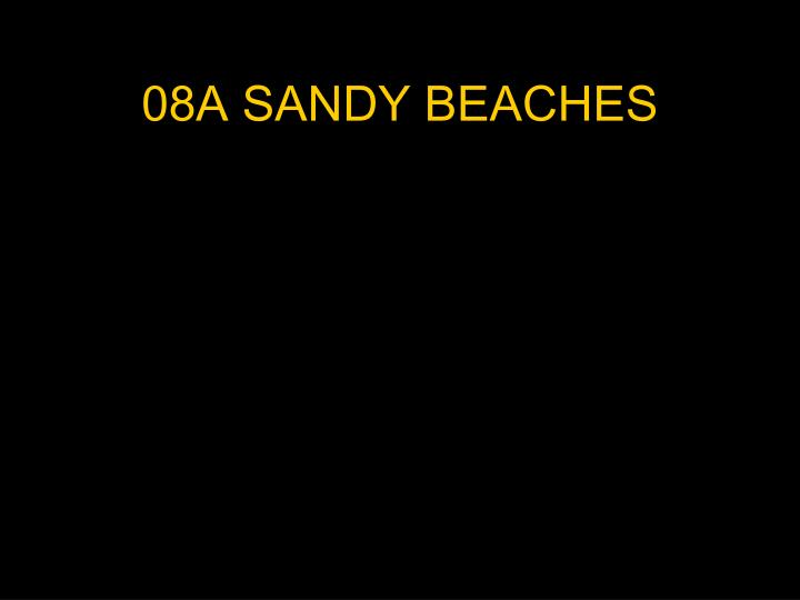 08a sandy beaches n.