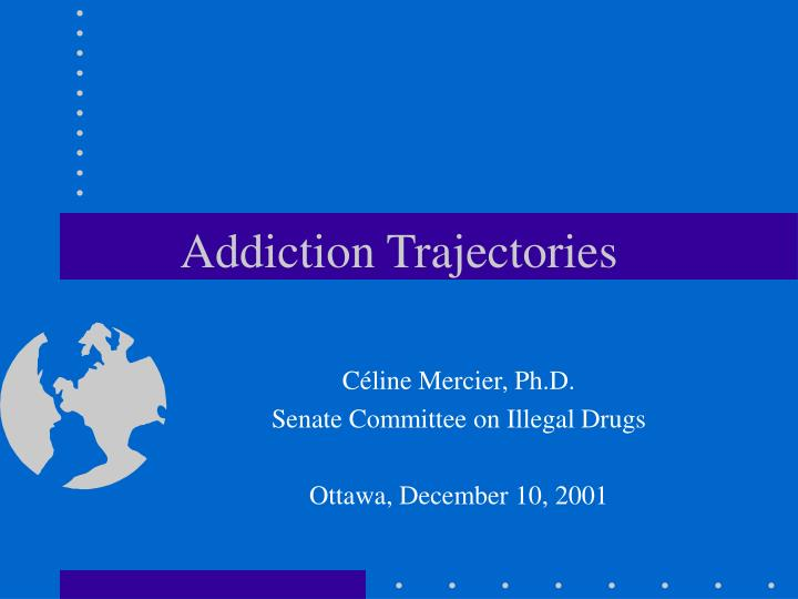 addiction trajectories n.