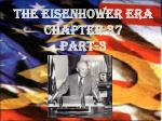 The Eisenhower Era Chapter 37 part-3
