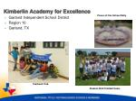 Kimberlin Academy for Excellence