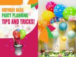 Party Planning Supplies and Tips – Party Supplies Now