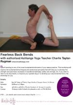 Fearless Back Bends