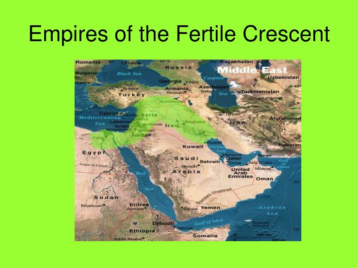 empires of the fertile crescent n.